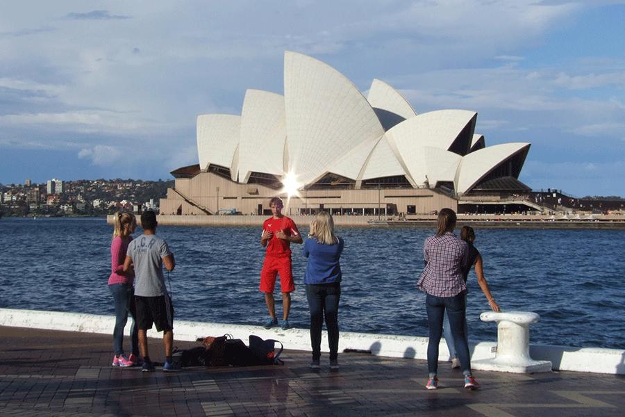 Australien - Auswanderertraum