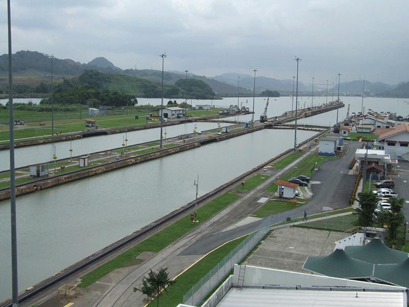 Der Panama-Kanal