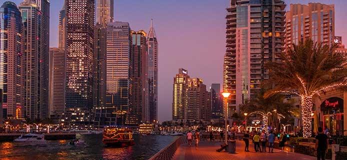 Auswandern nach Dubai